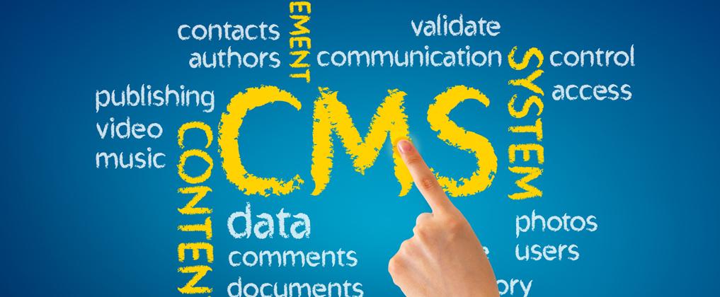 Gestión de contenidos a través de sistemas CMS