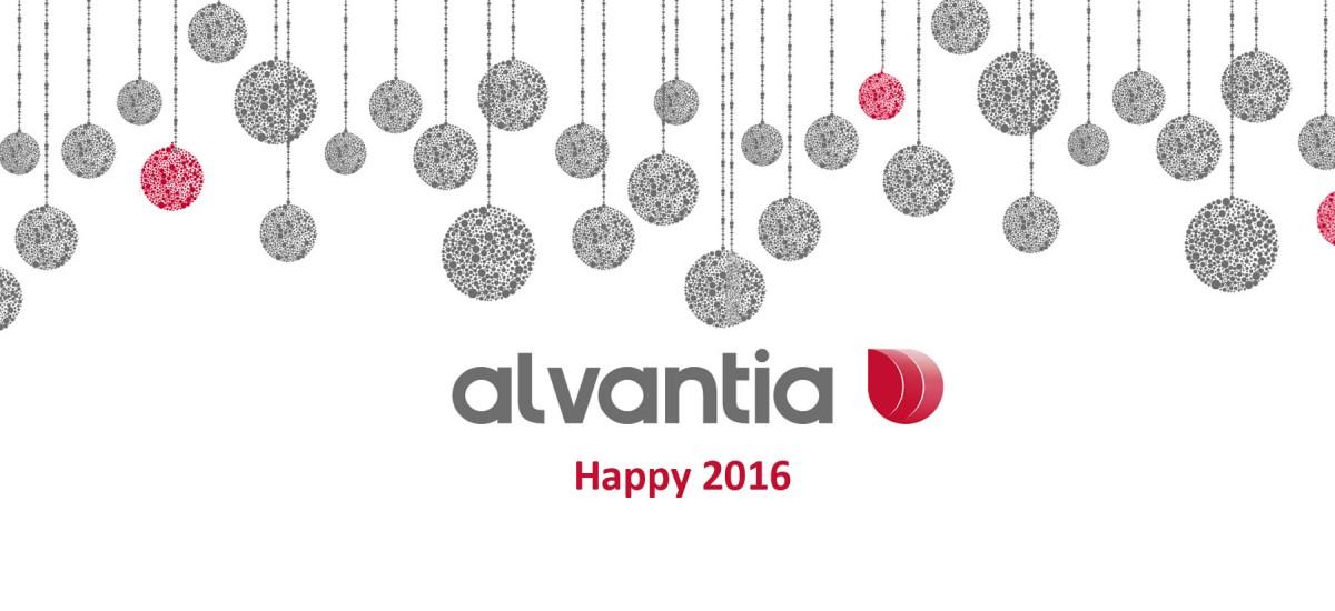 Christmas has arrived at alvantia!