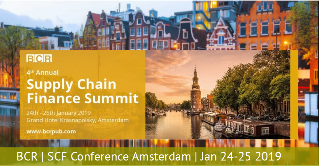 Alvantia takes part in the 4th edition of the Supply Chain Finance Summit