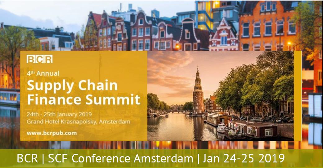 Alvantia participa en la IV edición del Supply Chain Finance Summit