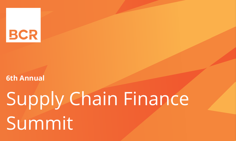 Alvantia sponsors the 6th Edition of the Supply Chain Finance Summit 2021